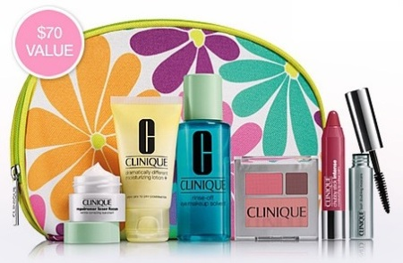 Clinique GWP at Von Maur