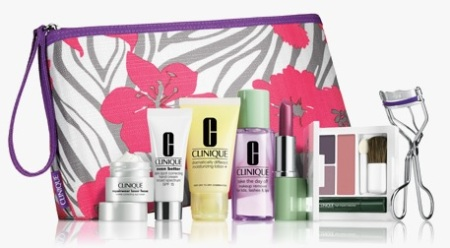 Clinique GWP at Bloomingdale's