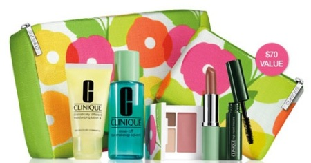 Clinique GWP at Bon Ton