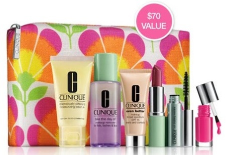 Clinique GWP at Boscov's and Dillard's