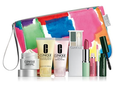 Clinique Bonus at Lord and Taylor