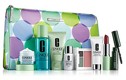 Clinique GWP at Saks