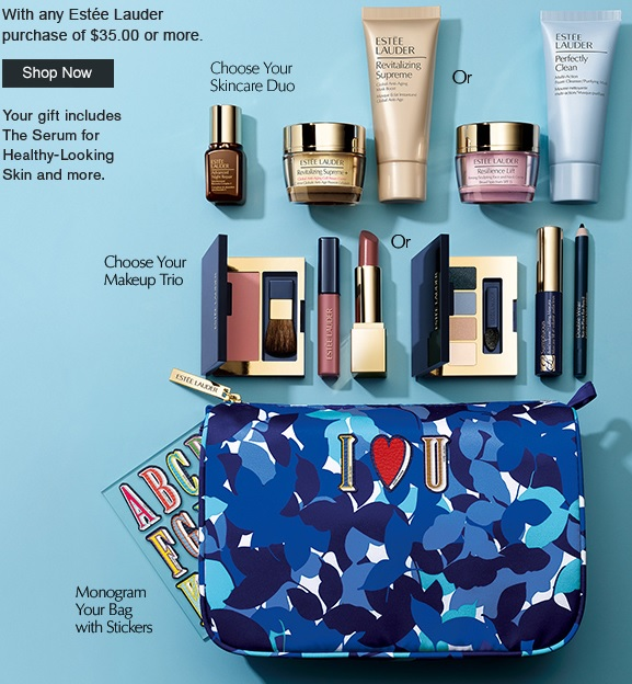 Estee Lauder Gift with Purchase at Von Maur – GWP Addict