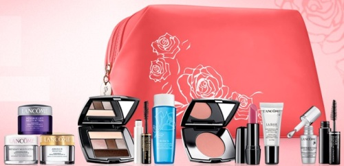 Lancome Gift With Purchase 2013 Schedule  My Blog