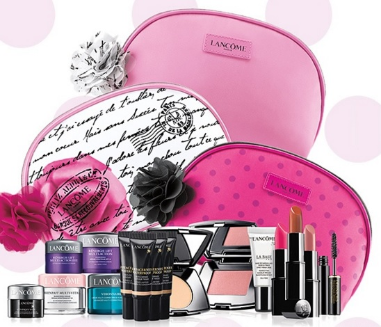 New Lancome Gifts with Purchase at Belk and Von Maur, plus New ...