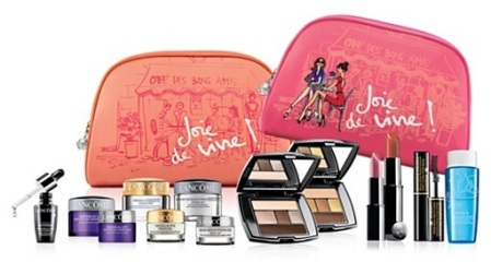 Lancome GWP at Bloomingdale's and Von Maur