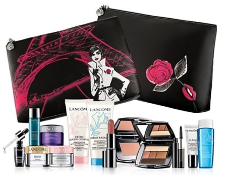 Lancome GWP at Bloomingdale's