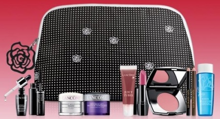 Lancome GWP at Boscov's and Von Maur