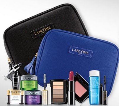 Lancome GWP at Dillard's and Boscov's