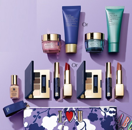 Big Beauty Gift, Estee Lauder Gift with Purchase – GWP Addict