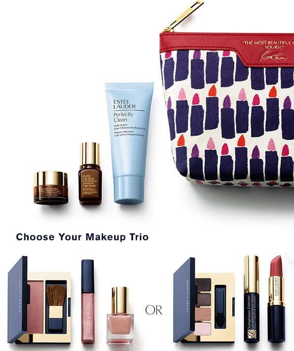 Two New Estee Lauder Gifts with Purchase – GWP Addict