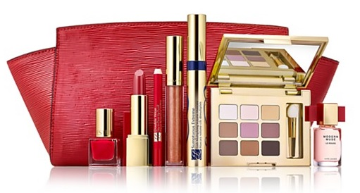 Estee Lauder Ready in Red Makeup Collection PWP