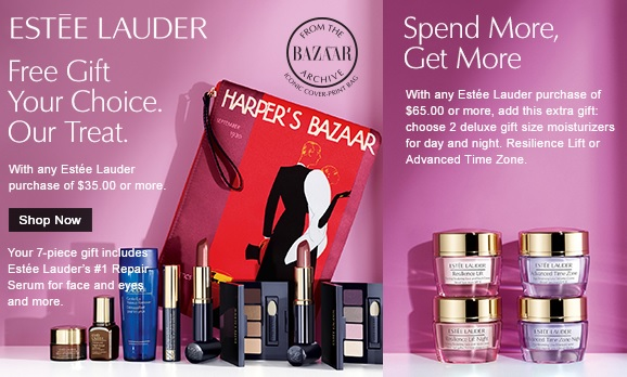 New Clinique Bonus at Macy's plus Two New Estee Lauder Gifts with ...