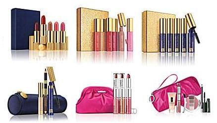 Estee Lauder and Clinique Holiday Gift Sets 2010