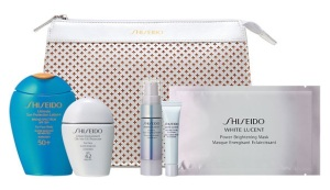 Shiseido 360° Sun Protection Set