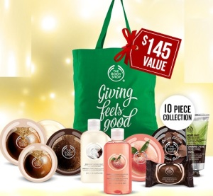The Body Shop Joy Bag PWP