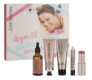 Josie Maran Argan set