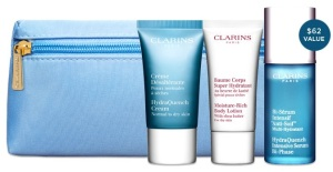 Clarins One Day GWP