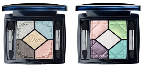 Dior spring eye shadow palette