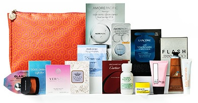 Nordstrom Spring Beauty Gift 2014