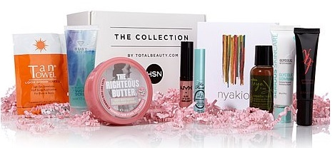 Total Beauty Collection @ HSN