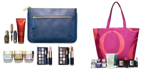 Estee Lauder and Lancome GWPs @ Nordstrom