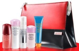 Shiseido Fall 2014 GWP