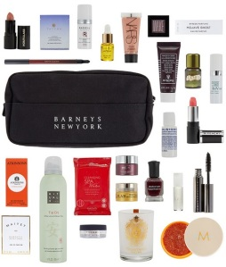 Barney's Love Yourself Fall 2014 GWP