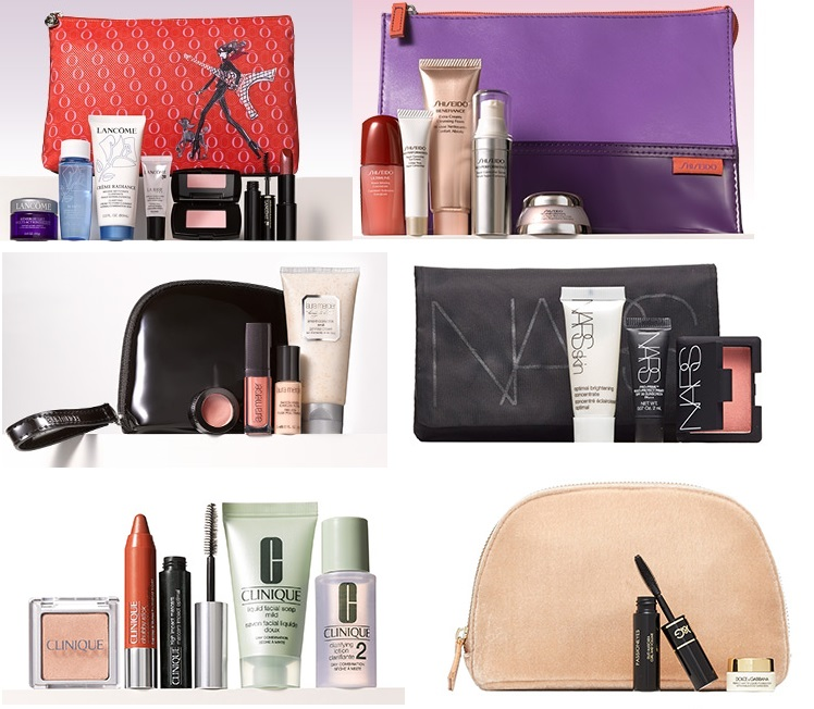 Nordstrom Beauty Gifts