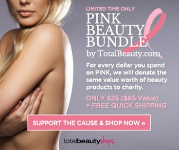 Total Beauty Collections PINK Beauty Bundle