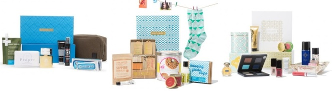 Birchbox limited edition boxes