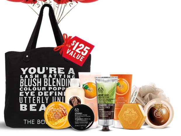 The Body Shop VIP Tote 2014