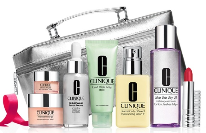 Clinique Holiday Blockbuster 2014