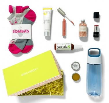 Birchbox Fresh Start Limited Edition Box