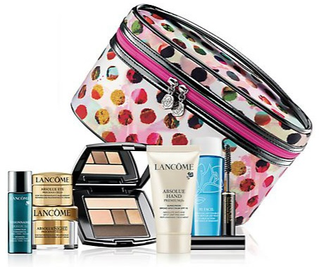 Lancome Gift With Purchase At Saks Gwp Addict