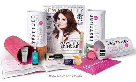 New Beauty TestTube