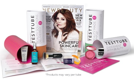 New Beauty TestTube