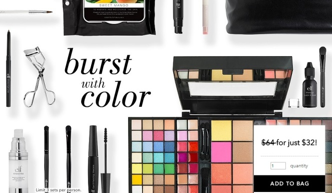 Elf Burst with Color Collection