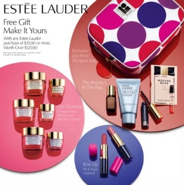 Estee Lauder upcoming GWP at Macy's