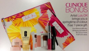 UPCOMING Clinique Bonus at Macy's