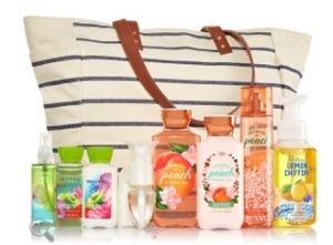 Bath and Body Works VIP tote