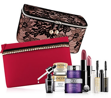 Lancome GWP at Lord and Taylor