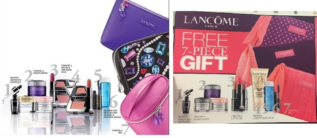 Upcoming Lancome GWPs