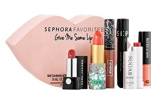 Sephora Give Me Some Lip set