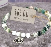 Yogi Surprise Jewelry elephant bracelet