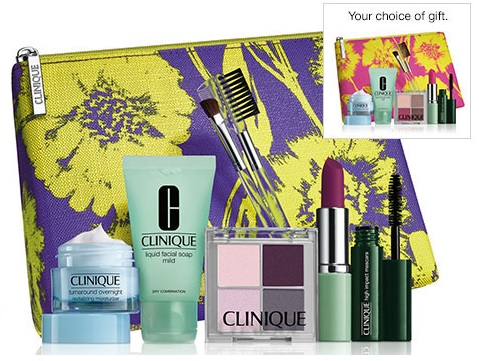 Clinique Bonus Time at Dillard's