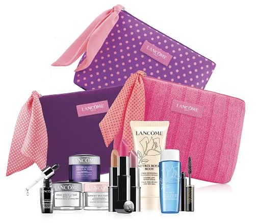 Lancome Gift with Purchase at Belk – GWP Addict