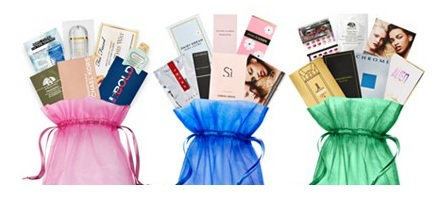 Macy's sampler bags