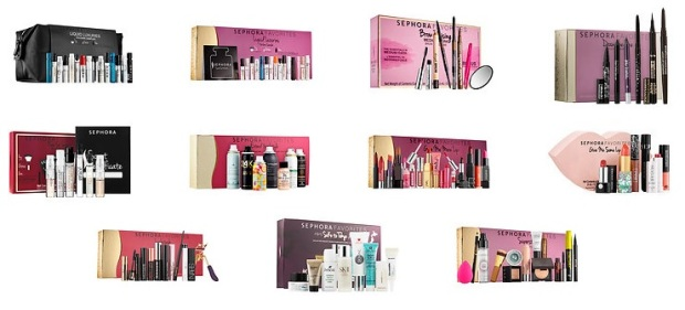 New Sephora Favorites Sets