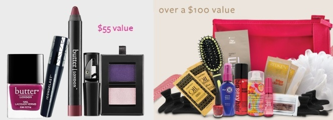 Beauty Brands Double GWP